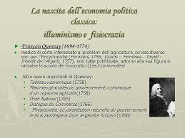 Economia politica: il mercantilismo e la fisiocrazia