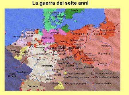La guerra dei Sette Anni