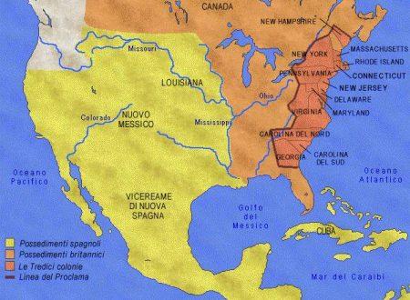 Le colonie americane: un'appendice dell'Europa