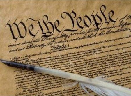 Interpretazioni contrastanti della Costituzione americana