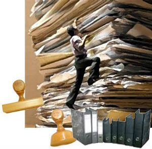 Le origini della burocrazia