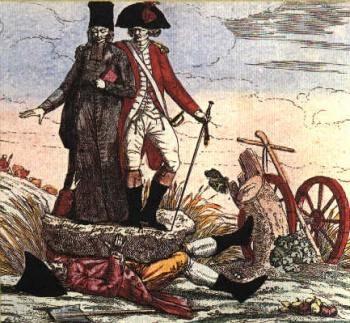 Classi sociali prima della Rivoluzione