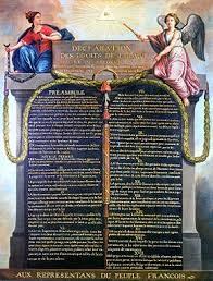 Uno snodo cruciale: la Dichiarazione dei diritti