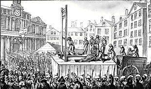 La dittatura di Robespierre