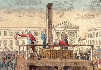 La condanna a morte di Luigi XVI