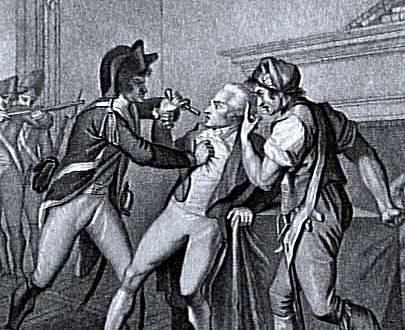 La Convenzione rovescia Robespierre