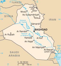 Il programma nucleare iracheno