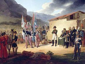 Napoleone e la Spagna (1807)