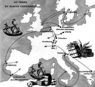 """Il nuovo assetto dell""""Europa"""