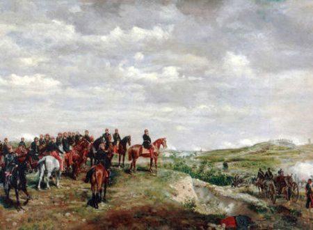 La fine dell'Impero napoleonico