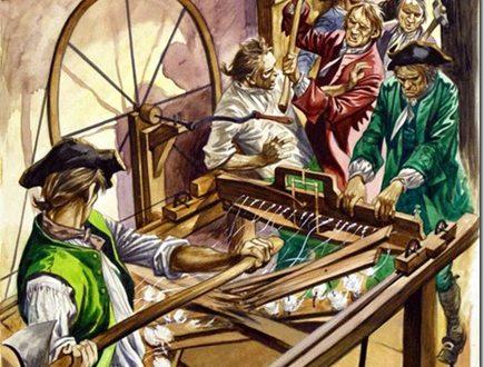 Gli operai contro le macchine: il luddismo