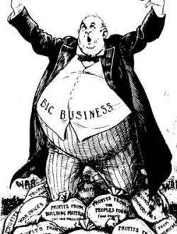 Merci e classi: lo scambio capitalista