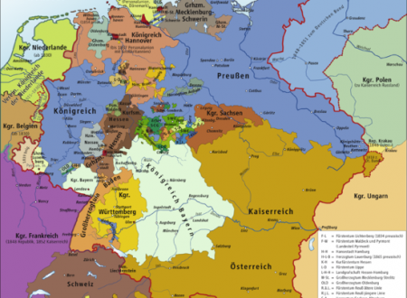 La Confederazione germanica