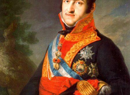 La Restaurazione in Spagna: Ferdinando VII.