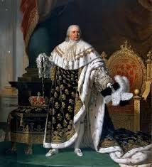 La Restaurazione in Francia: Luigi XVIII