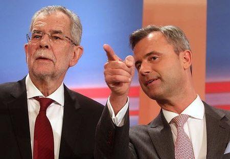 """Le presidenziali in Austria: """"terzo turno"""""""