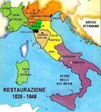 L'ambiguità della Restaurazione in Italia