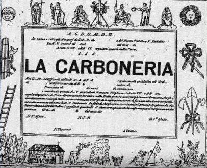 La Carboneria nel Mezzogiorno d'Italia