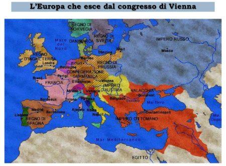 L'Europa rinasce nel segno dell'equilibrio