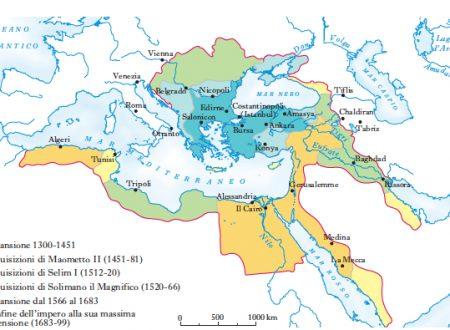 L'irreversibile crisi dell'Impero ottomano