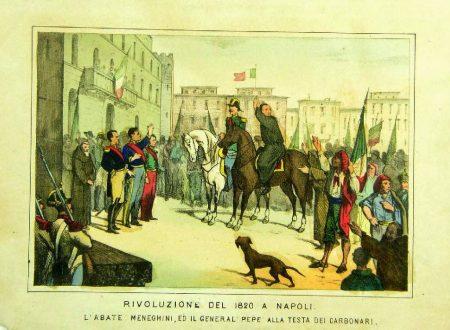 Il fallimento della rivoluzione di Napoli