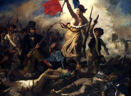 Parigi insorge: la Rivoluzione di Luglio.