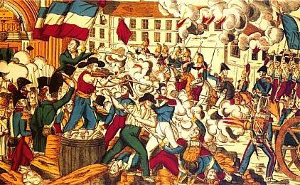 """L'insurrezione dei """"Canuti"""" di Lione (1831)"""