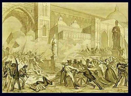 La rivoluzione nel regno delle Due Sicilie