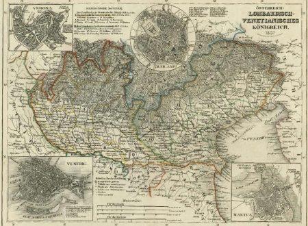 Il governo austriaco del Lombardo-Veneto