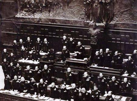 Il discorso di Mussolini sul delitto Matteotti
