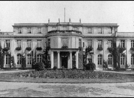 Il verbale della Conferenza di Wannsee