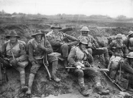 La dottrina dell'offensiva nel 1914