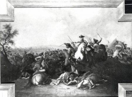 La battaglia di Mollwitz