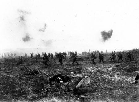 La Battaglia del crinale di Vimy