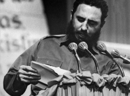 Fidel Castro dichiara guerra a Fulgencio Batista