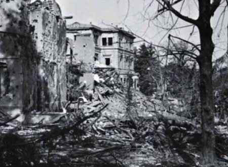 Il bombardamento di Varese