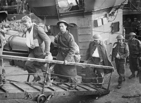 L'Operazione Dynamo: il miracolo di Dunkerque