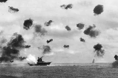La Battaglia delle Midway