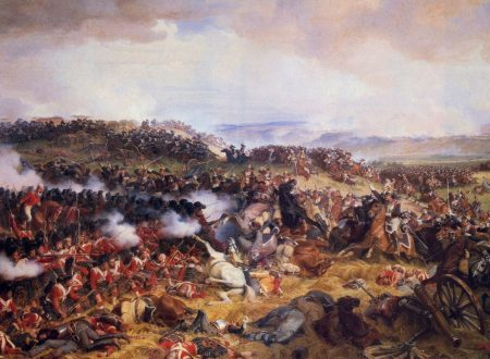 La fine di Napoleone Bonaparte