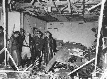 L'attentato alla vita di Hitler