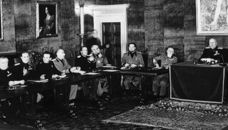 La crisi del regime fascista