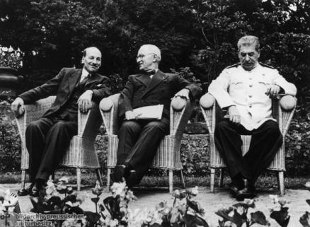 La Dichiarazione di Potsdam