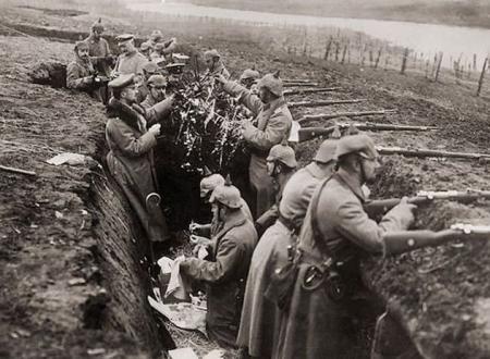 Lo scoppio della Grande Guerra