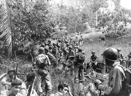 La Campagna di Guadalcanal