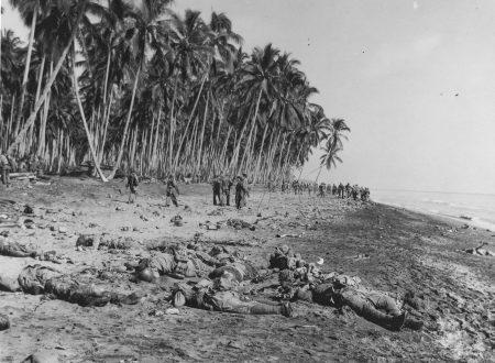 WWII: la Battaglia del Tenaru