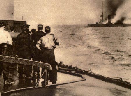 WWI: la battaglia di Heligoland Bight