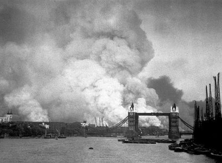 WWII: la Battaglia d'Inghilterra