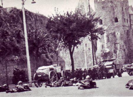 WWII: l'occupazione tedesca di Roma
