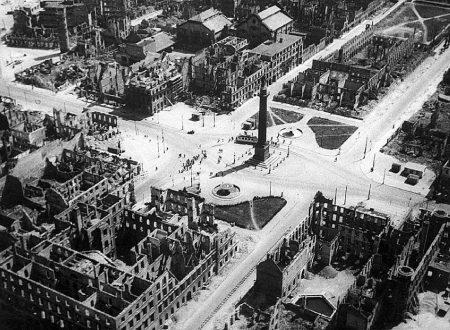 Il bombardamento di Darmstadt