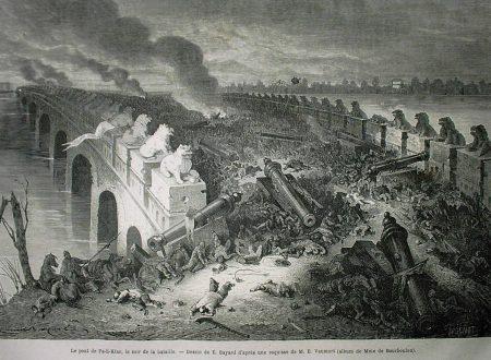 La battaglia di Palikao